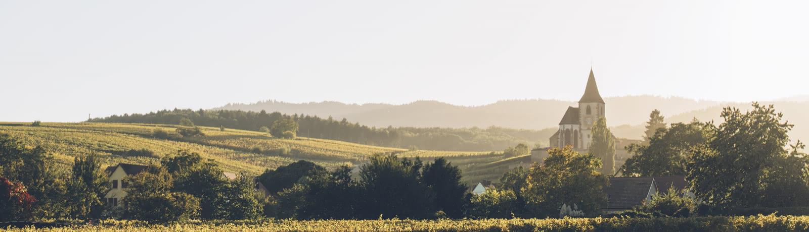 Hunawihr - Route des Vins d'Alsace