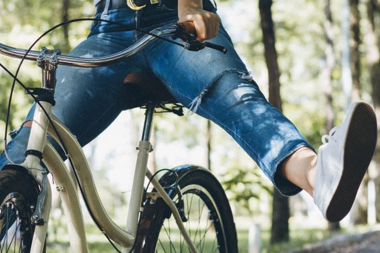 Joie à vélo