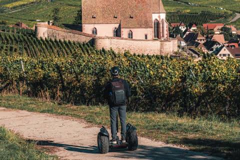 Segway - Route des Vins d'Alsace