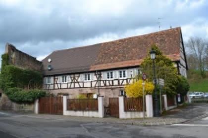 Pfistermühle Wissembourg