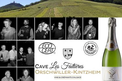 Cave vinicole d'Orschwiller: Les Faîtières