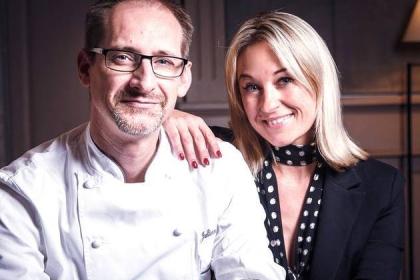 la salle du restaurant Julien Binz ©A.Martin